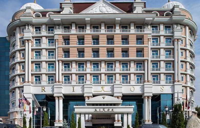 Rixos Almaty - Hotel - 7