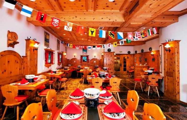 Swissotel Lima - Restaurant - 4