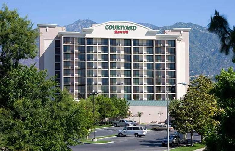 Courtyard Los Angeles Pasadena/Monrovia - Hotel - 0