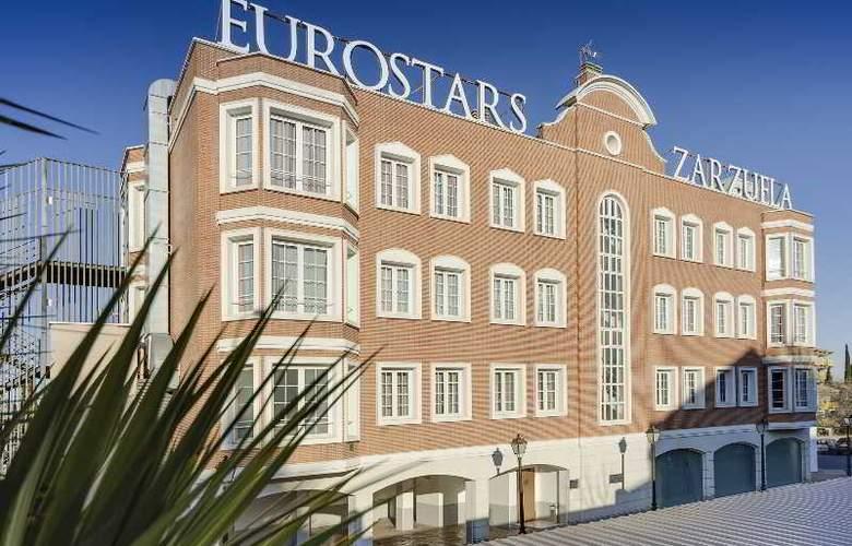 Eurostars Zarzuela Park - Hotel - 5