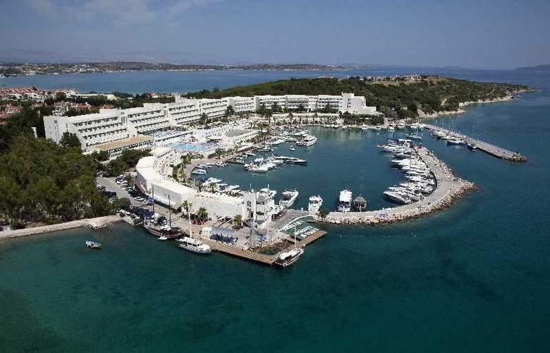 Altin Yunus Resort & Thermal Hotel - Hotel - 8