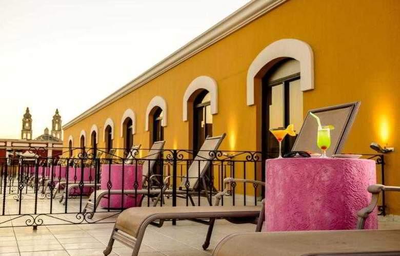 Plaza Campeche - Terrace - 38