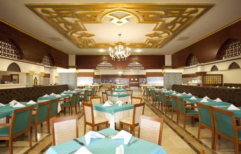 Adalya Resort Spa Hotel - Restaurant - 10