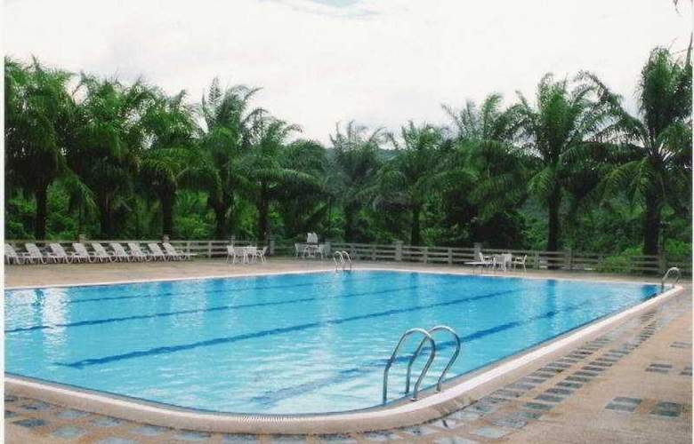 Sai Yok Country Resort & Spa - Pool - 9