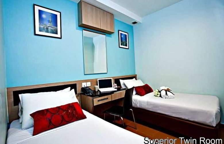 Fragrance Hotel Ocean View - Room - 11
