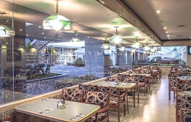 Best Western Mirador - Restaurant - 78
