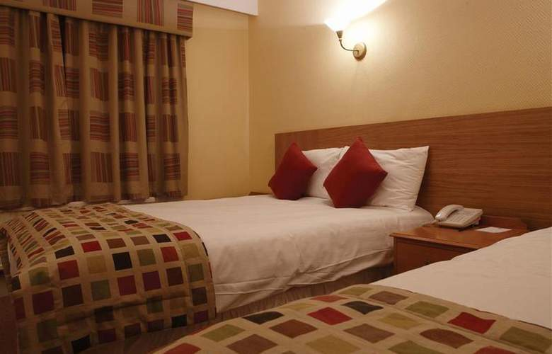 Best Western Linton Lodge Oxford - Room - 143