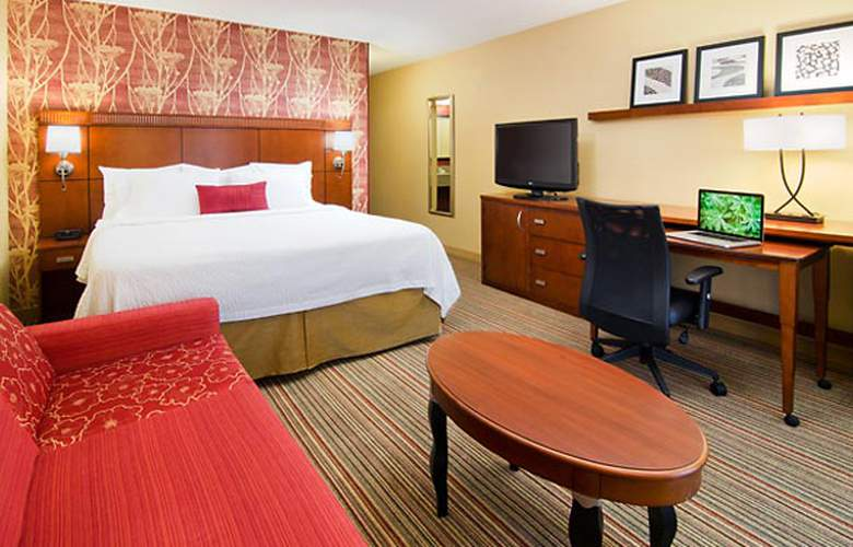 Courtyard Irvine John Wayne Airport/Orange County - Room - 17