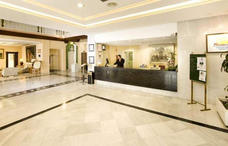 Monarque Sultan Aparthotel - General - 11