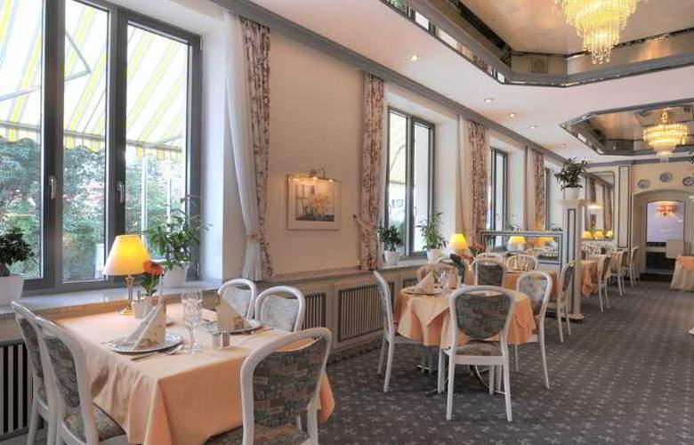 Ringhotel Loew's Merkur - Restaurant - 5