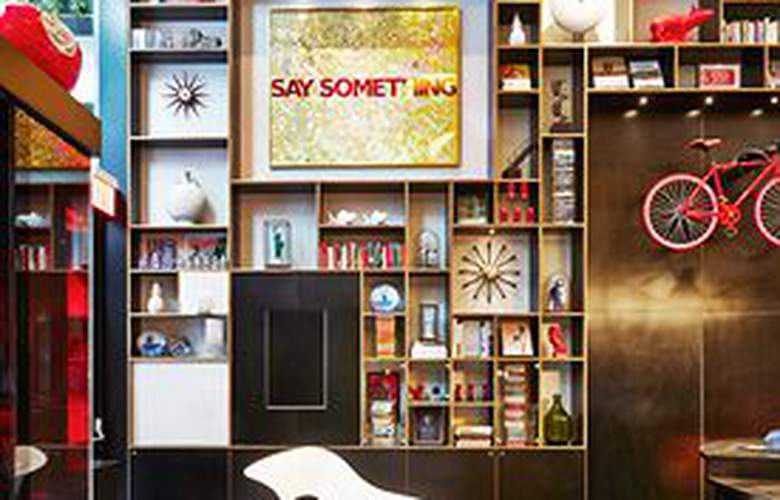 citizenM New York Times Square - Hotel - 2