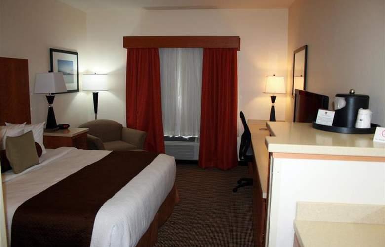 Best Western Plus Park Place Inn - Room - 120