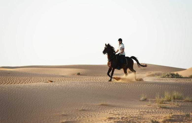 Al Maha Desert - Hotel - 12