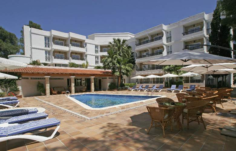 Suitehotel S´Argamassa Palace - Pool - 8