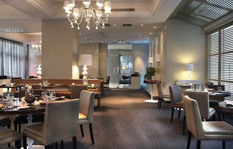 AC Hotel Ambassadeur Antibes - Juan les Pins - Restaurant - 5
