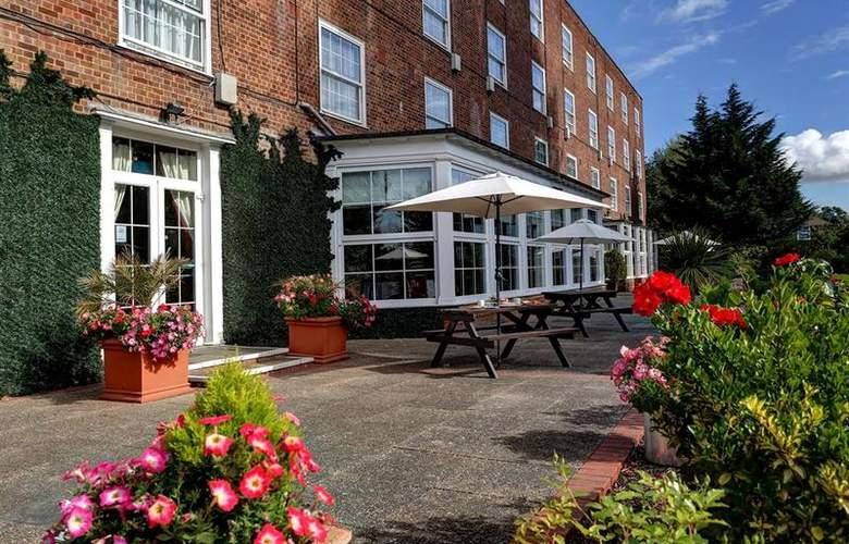 Best Western Homestead Court - Restaurant - 43
