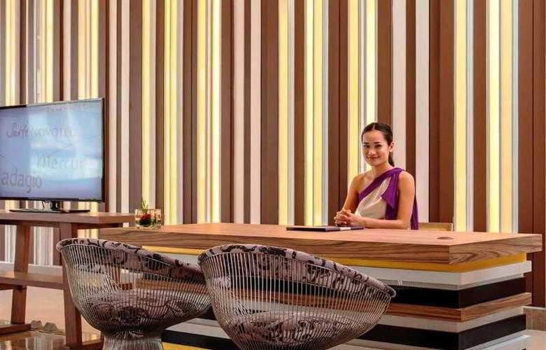 Grand Mercure Phuket Patong - Hotel - 26