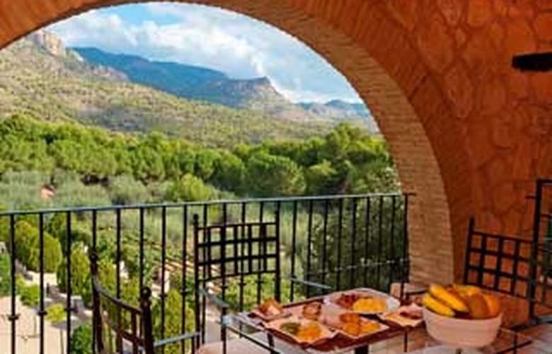 Domus Selecta Monasterio Santa Eulalia - Terrace - 9