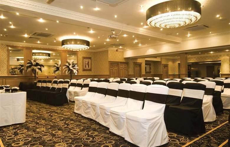 Best Western Fir Grove - Hotel - 41