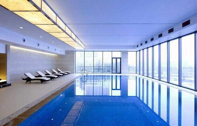 DoubleTree Hilton Kunshan - Pool - 5