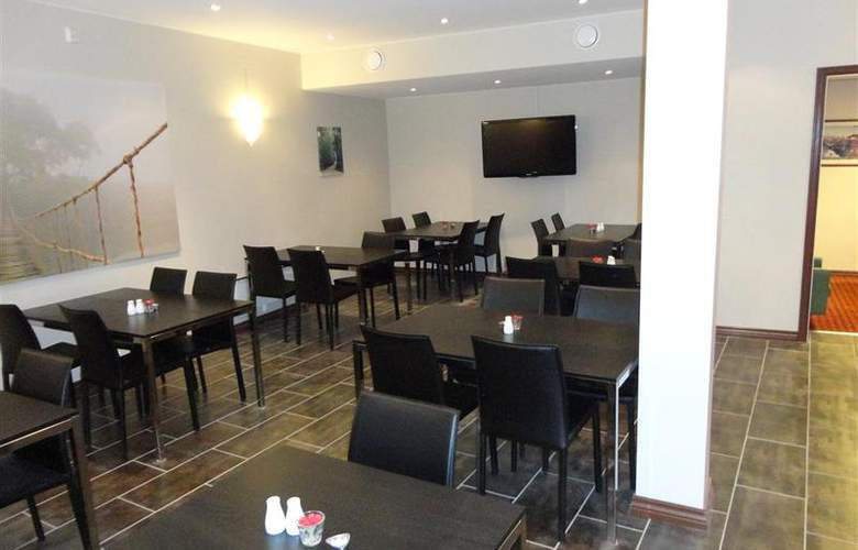 Best Western Chesterfield Hotel - Restaurant - 29