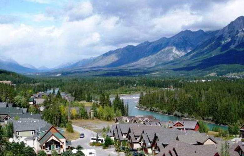 Econo Lodge - Canmore Mountain Lodge - Hotel - 4