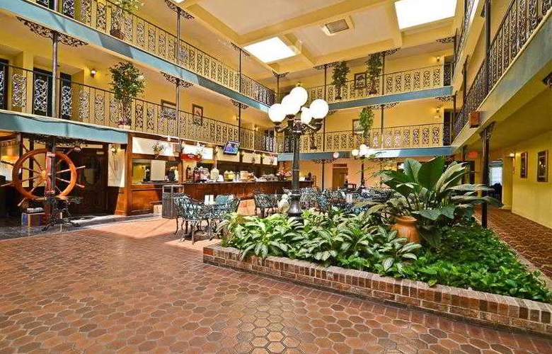 Best Western Chateau Louisianne - Hotel - 111
