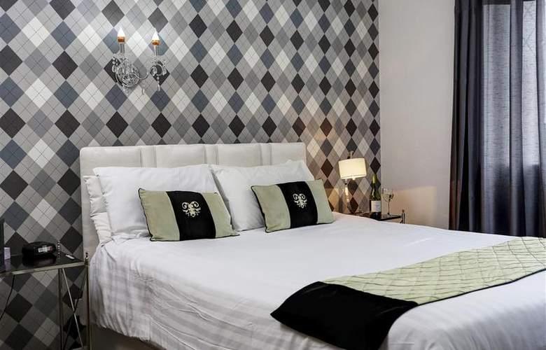 Best Western Barons Court Hotel - Room - 50