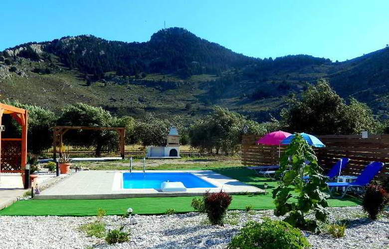 Stergios Villa - Pool - 16