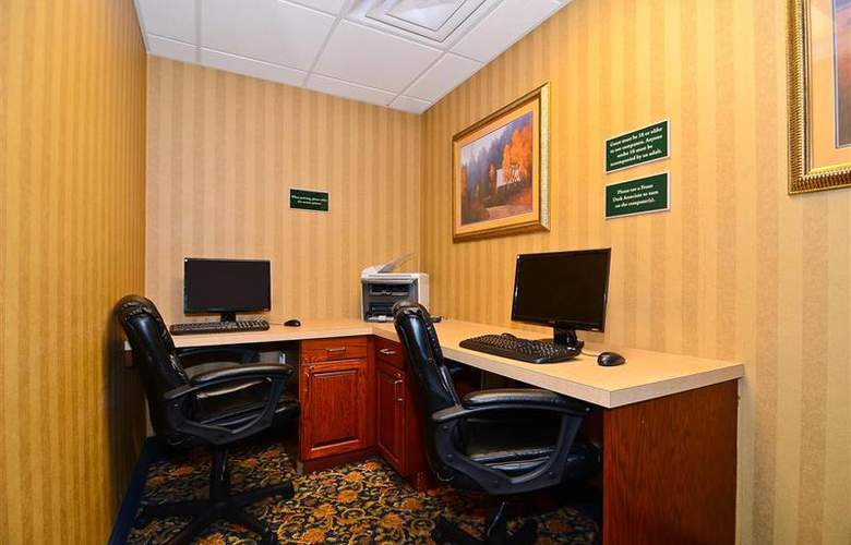 Best Western Executive Inn & Suites - Conference - 134