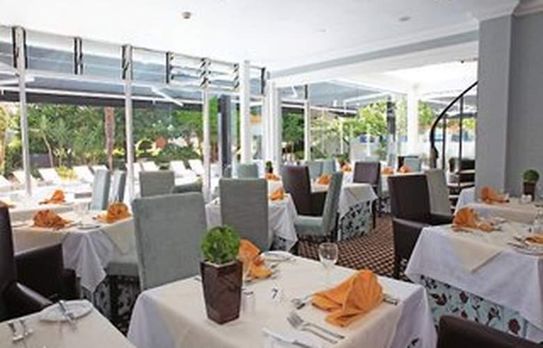 The Best Western Gleneagles - Restaurant - 4