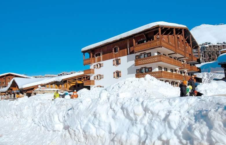 Odalys Chalet Alpina - Hotel - 0