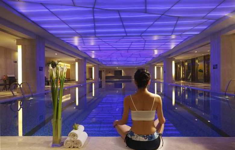 Kingdom Narada Grand Hotel Yiwu - Pool - 23
