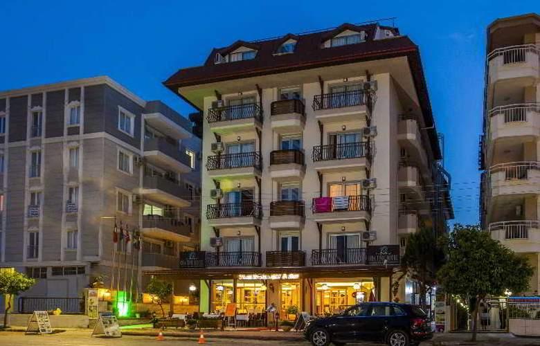 Oba Time Hotel - Hotel - 8