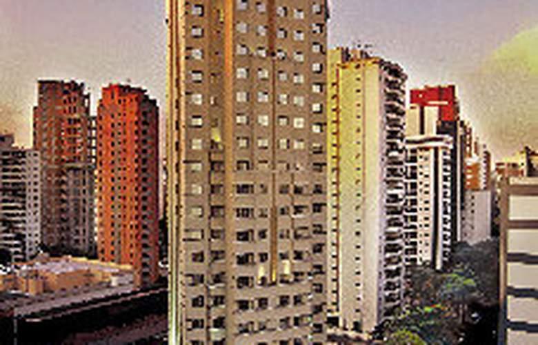 Tryp Sao Paulo Jesuino Arruda - Hotel - 0