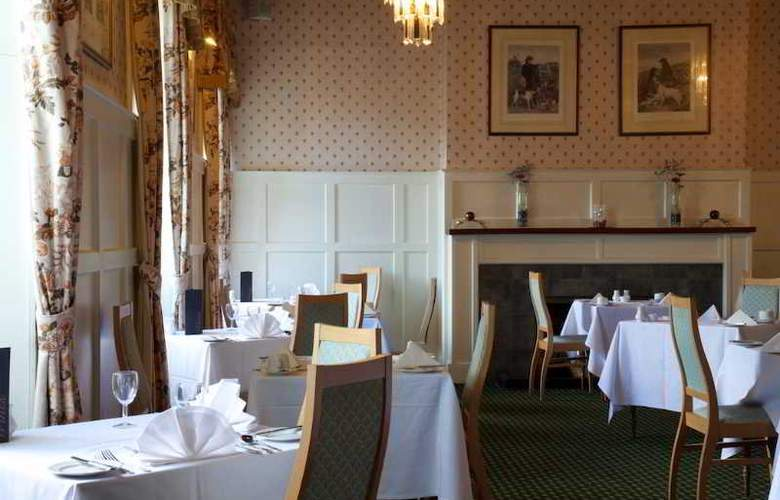 The Inveraray Inn - Restaurant - 14