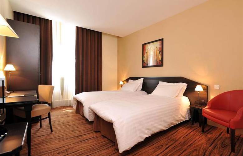 Best Western Hotel De Verdun - Room - 24