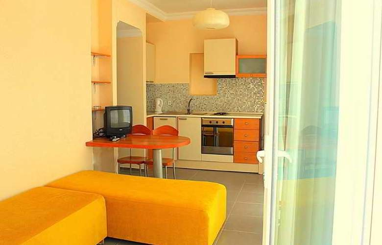 Bodrum Nova Apart Hotel - Room - 2