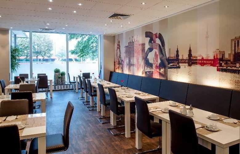 Mercure Berlin am Alexanderplatz - Restaurant - 15