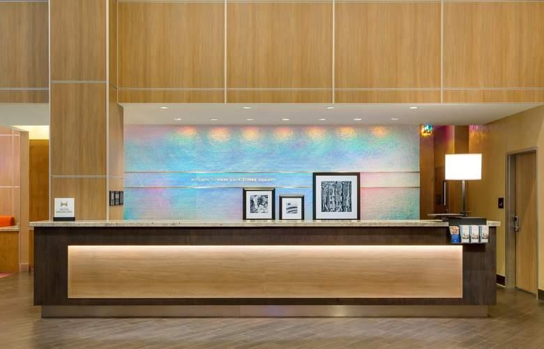 Hampton Inn Manhattan/Times Square Central - General - 1