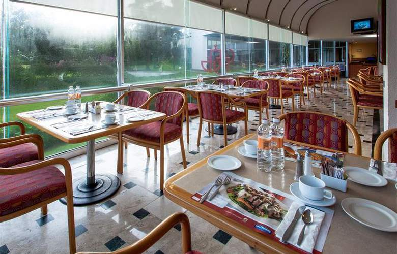 Best Western Plus Gran Morelia - Restaurant - 221