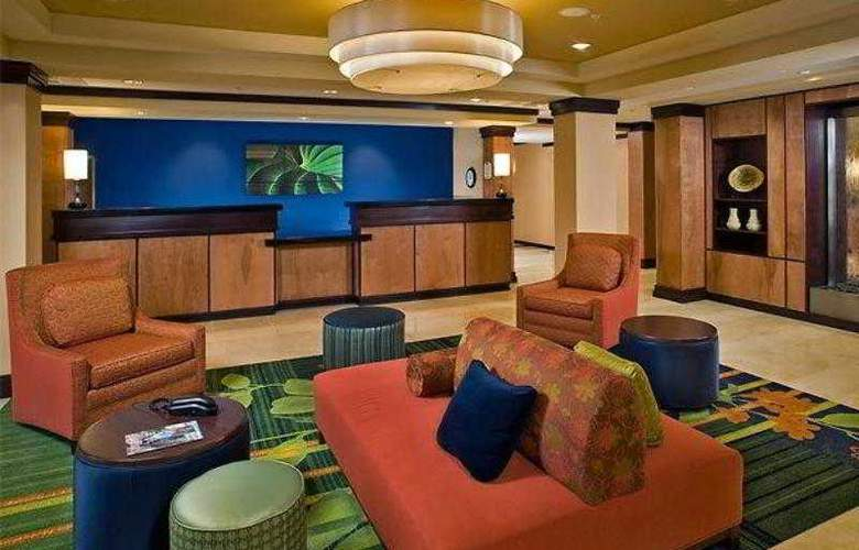 Fairfield Inn & Suites Weatherford - Hotel - 4