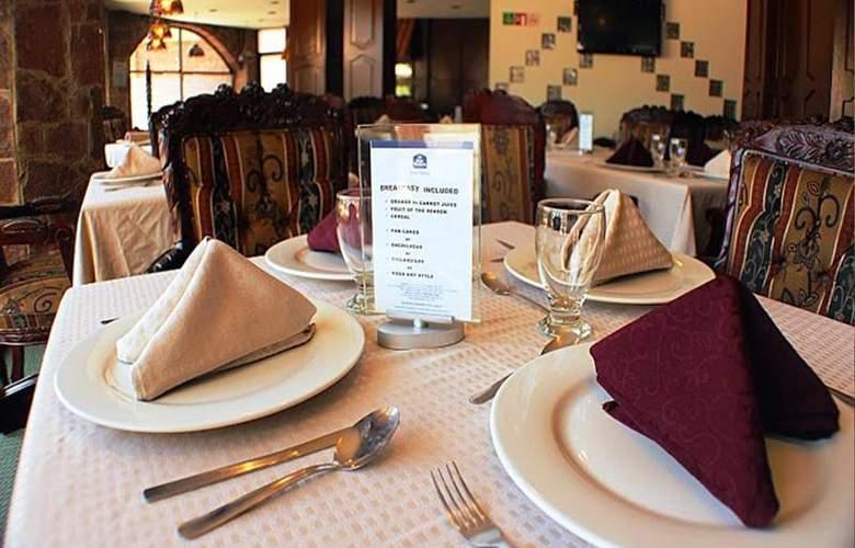 Best Western Toluca - Restaurant - 45