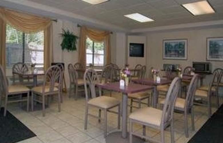 Sleep Inn & Suites - Restaurant - 5