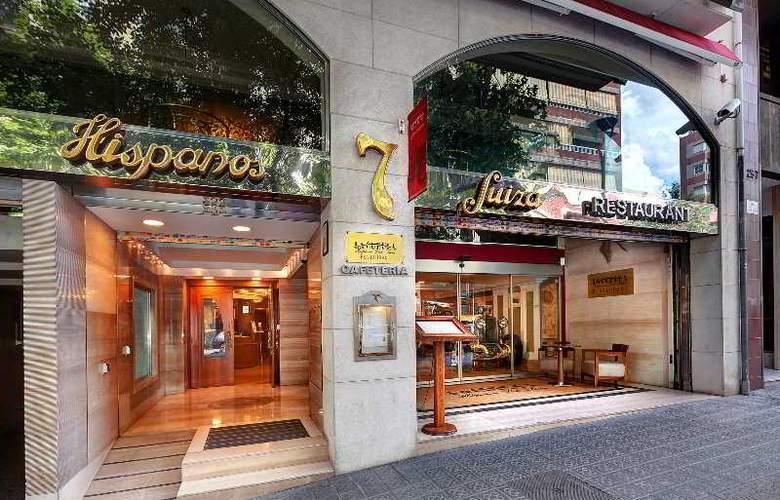 Hispanos 7 Suiza Apartament-Restaurant - Hotel - 0
