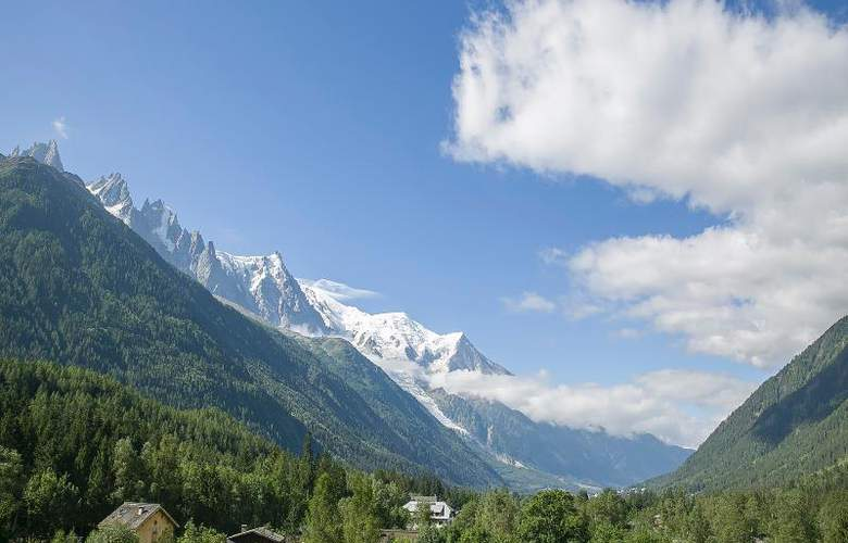 Best Western Plus Excelsior Chamonix Hotel & Spa - Hotel - 13