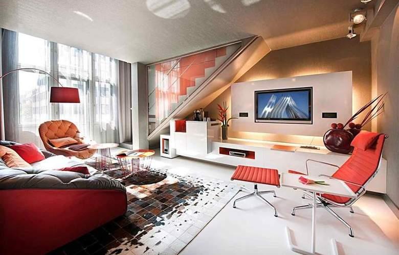 Sofitel Munich Bayerpost - Room - 88