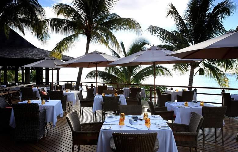 LUX* Le Morne - Restaurant - 5