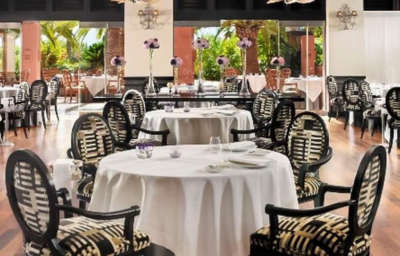 The Ritz-Carlton, Abama - Restaurant - 4