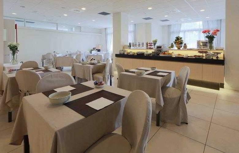 Best Western Cristallo - Restaurant - 81